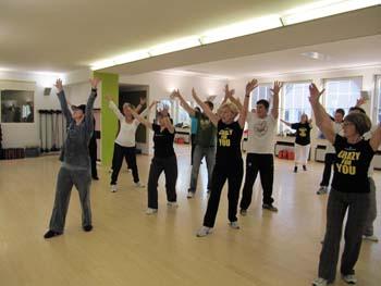 Workshop Tanzen 28.11.09